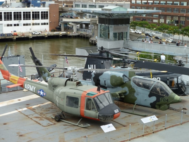 Military Helicopters